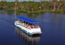 Naples Zoo | Primate Expedition Cruise on Lake Victoria