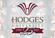 25 Faces, 25 Voices of Hodges University