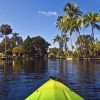Paddling on the Imperial River in Bonita Springs