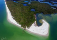Aerial Video Tour of Barefoot Beach Preserve in Naples, FL