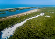 Exclusive Aerial Video of Marco Island's Tigertail Beach