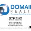 Bette Thies, Realtor, Broker Associate at Domain Realty in Bonita Springs, FL
