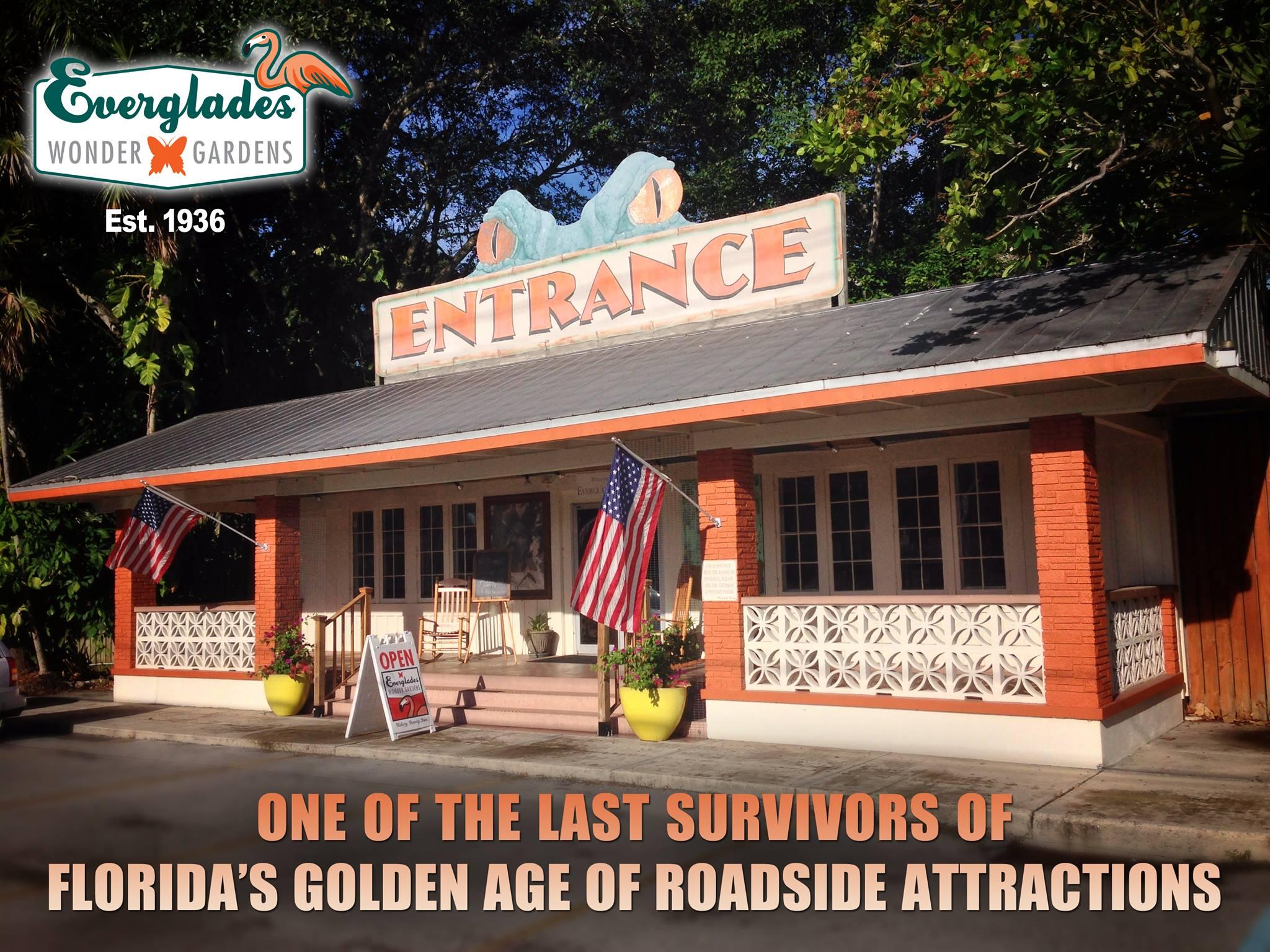Visit Everglades Wonder Gardens Bonita Springs Fl