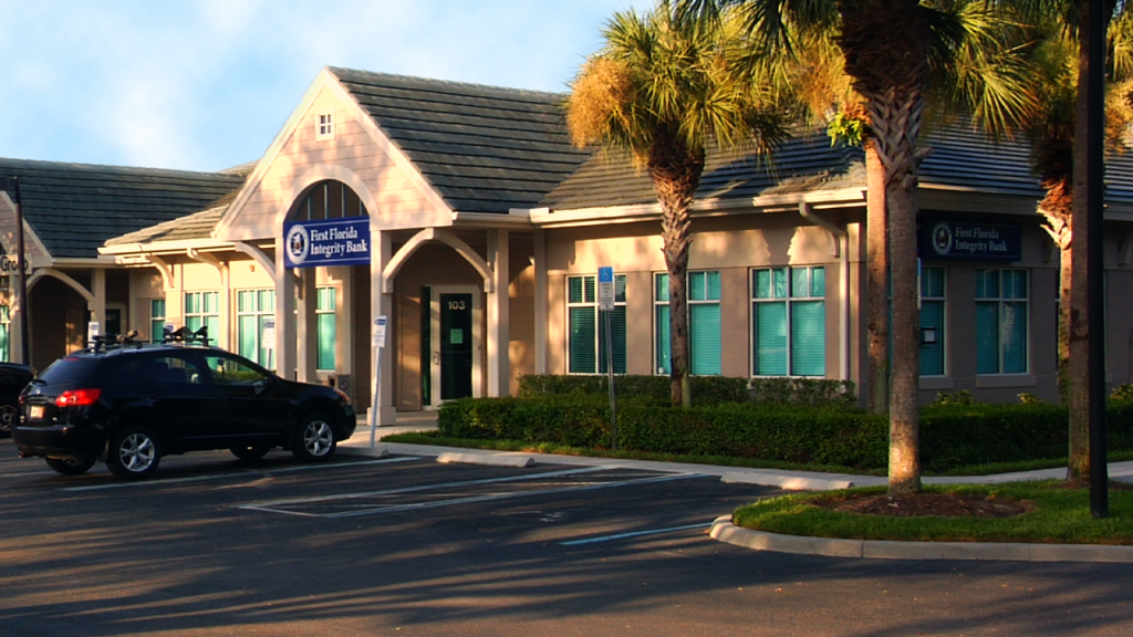 The Creekside Technology Office of First Florida Integrity Bank