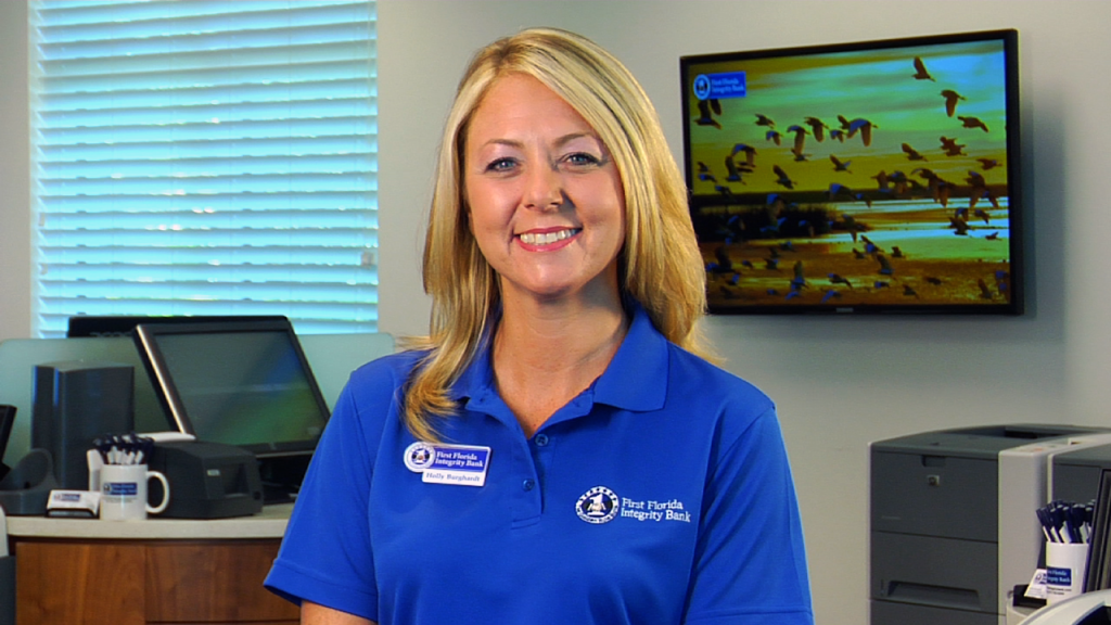 holly burghardt first florida integrity bank