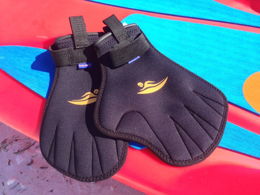 Webbed Bellyak Gloves