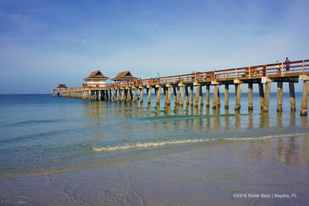 The Historic Naples Pier
