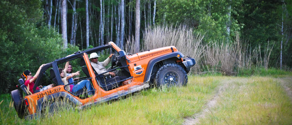 eco-adventure everglades jeep tour