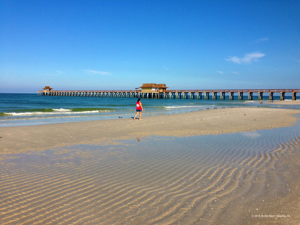 The Historic Naples Pier - 10/15/15