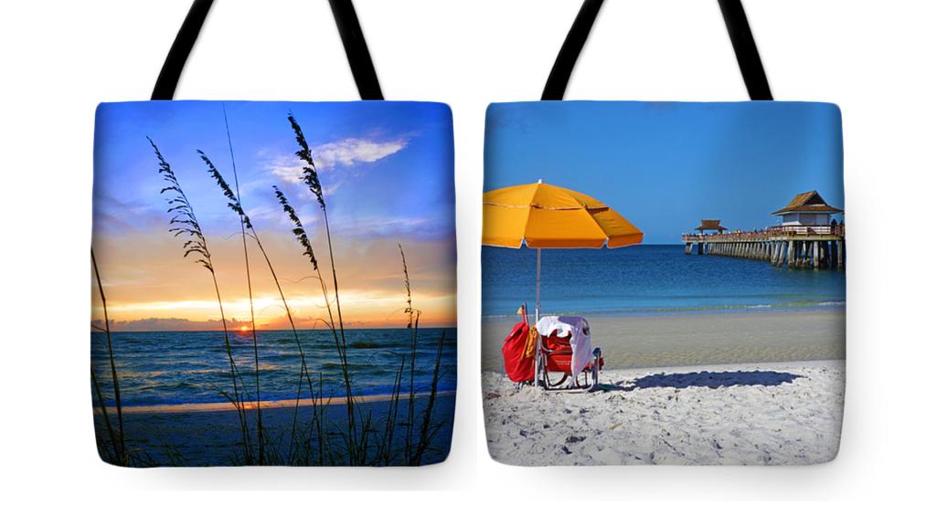 SWFL-TV Tote Bags