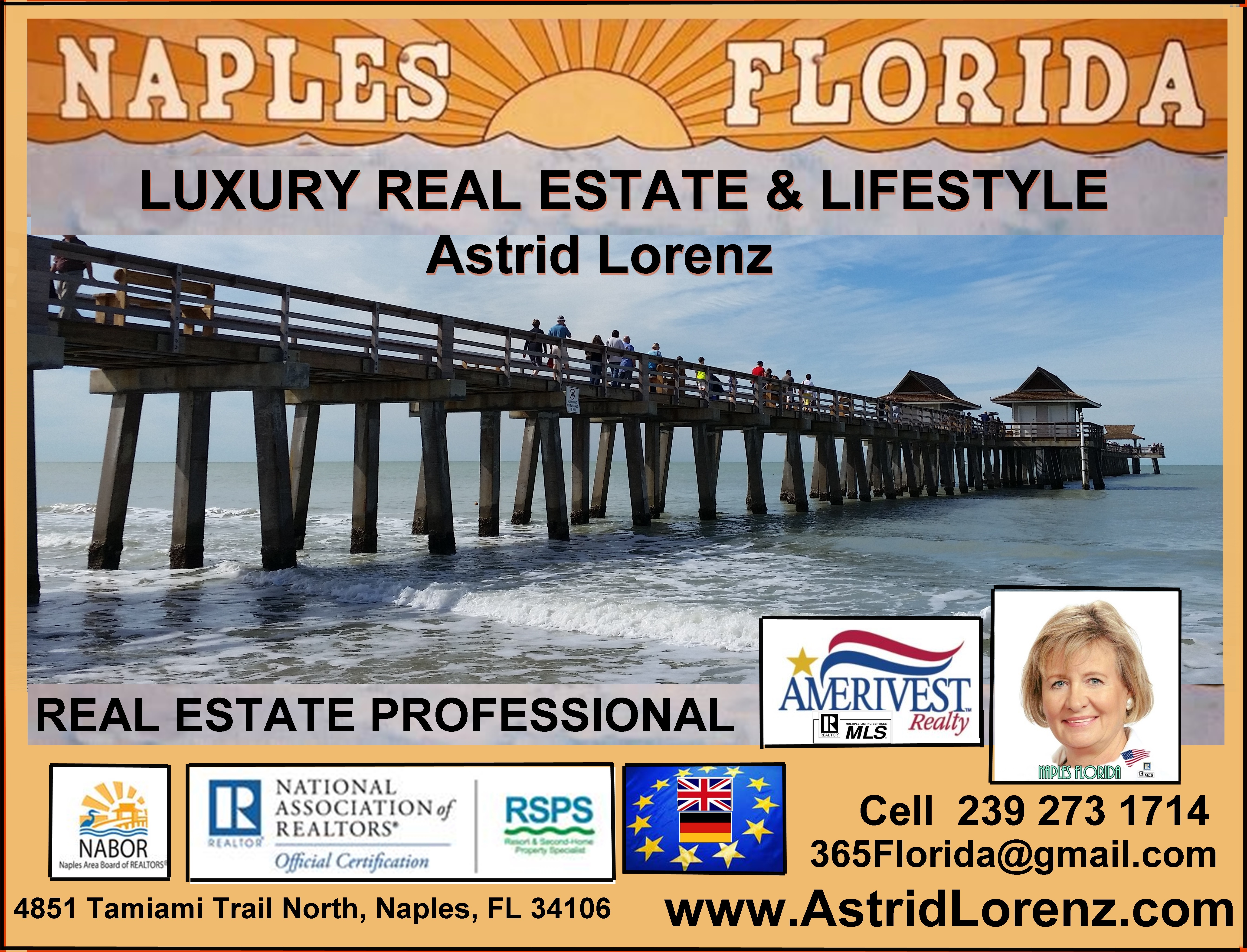 Click here to contact Naples, Florida Realtor, Astra Lorenz. Specializing in Luxury Real Estate and Lifestyle